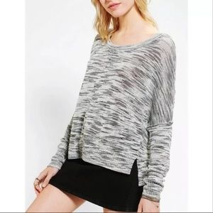 Dolman Sweater M Urban Outfitters Silence Noise